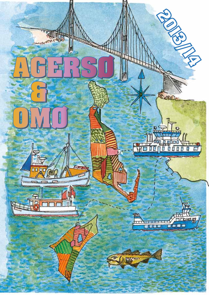 Agersø-Omø turistmagasin 2013